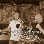 """Party Pack met Stichting """"Ontmoeten"""", Pannenkoekenhuis, 29 oktober 2017"""