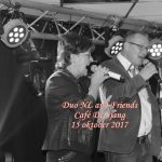 "Duo NL and friends, Café ""De Sjang"", 15 oktober 2017"