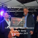 CD Presentatie Marco Meesters, Café De Sjang, 15 november 2015