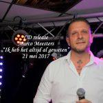 """CD Release Marco Meesters, """"Ik heb het altijd al geweten"""", Café De Sjang, 21 mei 2017"""